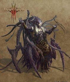 暗黑3地狱七魔王图文介绍 你都认识吗