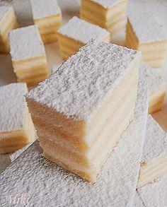 Baking Recipes, Cake Recipes, Dessert Recipes, Great Desserts, Delicious Desserts, Croation Recipes, Torta Recipe, Kolaci I Torte, Serbian Recipes