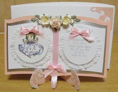 Baby Girl book card