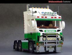 Lego Scania R730 1:13   Flickr - Photo Sharing!