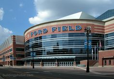 We love going to the games! Michigan Travel, State Of Michigan, Detroit Sports, Detroit Lions, Football Stadiums, Football Season, Detroit Today, Ford Field, Michigan Wolverines Football