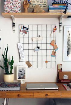 Home Office Decor, Home Decor, Decoration, My Room, Sweet Home, Wall Decor, Shelves, Flooring, House