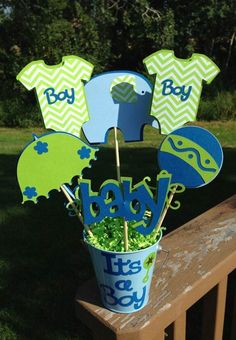 Decoración para baby shower