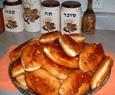 Russian Pirozhki Recipe. Russian Recipe of Potato Pirozhki with Pictures.