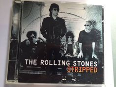 Rolling Stones Stripped CD for sale $3-$5 in Vancouver BC on the PeerRenters app download on the app store.