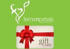 Free Rs.50 Ferns&Petals Gift Voucher Offer : Signup and Get Rs.50 Ferns&Petals Gift Voucher - Best Online Offer