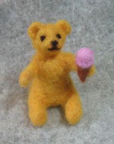 Teddy Bear Ice Cream Party!