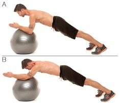 Have you been looking to build your Abs and you have not been successful? Find out carefully selected ABS WORKOUT ROUTINE FOR MEN in this article. Sixpack Abs Workout, Best Ab Workout, Abs Workout For Women, Workout Challenge, Swiss Ball Exercises, Workout Routine For Men, Workout Bauch, Lower Ab Workouts, Ball Workouts