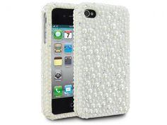 Cellairis iPhone Case  Bling, bling! Hello? An iPhone case worthy of a princess that rivals any accessory on her vanity? Encrusted with rhinestones and faux pearls in multiple sizes, this dazzling protective cover will have her at hello.     Get it now: Diamond Case in 'Pearl Crystal,' $24.99 at cellairis.com
