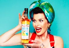 INTERVIEW with Cleo Rocos, owner of Aqua Riva Tequila