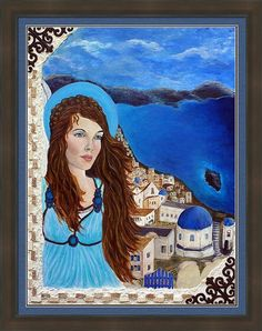 Original Poster Size 18 x 24 Professional Art by theartwithaheart