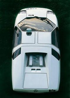 1978 Concept Mercedes-Benz Studie CW311