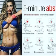 The Best Fat-Loss Workout of All TimeWhat is the quickest way to shed weight, build lean muscle, and reveal a toned and sexy physique. Fitness Workouts, Fun Workouts, At Home Workouts, Fitness Tips, Fitness Motivation, Workout Fun, Bodybuilding Training, Flat Abs Workout, Workout Plan For Women