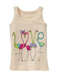 Graphic tank Girls Tees, Shirts For Girls, Cute Girl Outfits, Kids Outfits, Toddler Fashion, Kids Fashion, Graphic Shirts, Graphic Tank, Night Dress For Women
