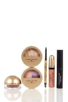 Laura Gellar the lightness of beauty set  $39  tons more stuff on hautelook.com I love laura Gellar makeup!