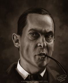 Sherlock Holmes: The Ever Evolving Icon by $techgnotic on deviantART
