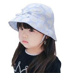 83c92e54 Sun Protection Hat, Kids Hats, Polka Dots, Cap, Baby Smiles, Children,  Cotton, How To Wear, Design. home prefer
