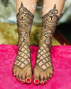 90 Beautiful Leg Mehndi Designs for every occasion, Dulhan Mehndi Designs, Mehandi Designs, Mehndi Designs Feet, Latest Bridal Mehndi Designs, Modern Mehndi Designs, Mehndi Design Photos, Wedding Mehndi Designs, Tattoo Designs, Mehndi Images
