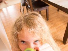 My littlest helper keeping an eye on the canning progress Homemade Chunky Salsa, Homemade Salsa, Stuffed Jalapeno Peppers, Stuffed Green Peppers, Fresh Salsa Recipe, Canning Salsa, How To Peel Tomatoes, Canning Recipes, Garlic