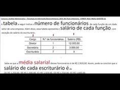 Curso de Estatística Enem Interpretação tabelas e gráficos Análise dados... https://youtu.be/hSE1USfKfSg