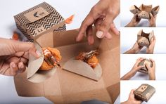 Wada Prawns (Student Project) on Packaging of the World - Creative Package Design Gallery