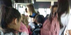 Transporte escolar é reavaliado devido a superlotação