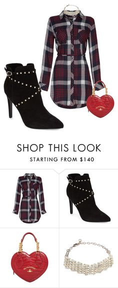 """Choker"" by txlolly on Polyvore featuring Topshop, Vivienne Westwood and Lulu Frost"