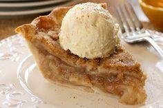 No. 35 - Pear Crumb Pie