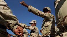 Will Australia fight Islamic State alongside Iraq's army, or militias sponsored by Tehran?  Read more: http://www.smh.com.au/world/will-australia-fight-islamic-state-alongside-iraqs-army-or-militias-sponsored-by-tehran-20141028-11cwcy.html#ixzz3I2QCA4ki