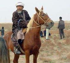 Buzkashi, Uzbekistan