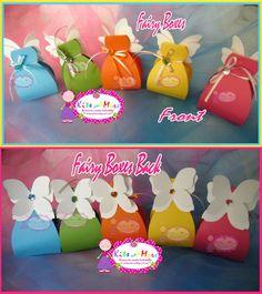 Fairy Favor Boxes