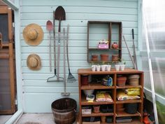 15 Ideas for Organizing Gardening Supplies | Apartment Therapy