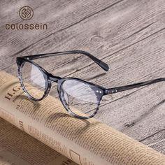 COLOSSEIN sunglasses Classic trendy fashion sunglass women Ladies sunglasses brand designer Clear Glasses Sun Glasses For Female