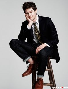 Adam Brody, miss this guy Adam Brody, Engagement Outfit For Man, Bad Boys, Harry E Gina, Look 2015, Mens Trends, Billionaire Boys Club, Boy Pictures, Man Photo
