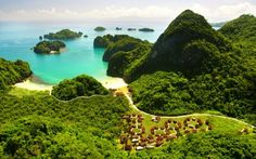 People in the Philippines refer to Caramoan islands as a hidden ...
