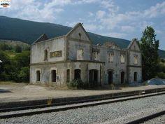 Antigua Estación de Tren de Manzanares Soto del Real - Buscar con Google