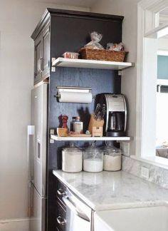 Kitchen Ideas For Small Es Storage E Saving Home