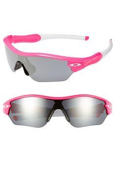Hot Pink Oakley Sunglasses