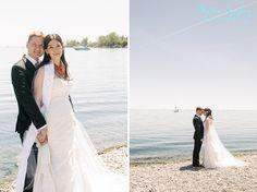 Toronto Wedding. The Beach.