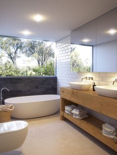 the best magnificent concrete bathroom design inspirations 43 Contemporary Bathroom Designs, Modern Bathroom Decor, Simple Bathroom, Bathroom Interior Design, Bathroom Furniture, Contemporary Bathroom Inspiration, Bathroom Ideas, Restroom Ideas, Bath Ideas