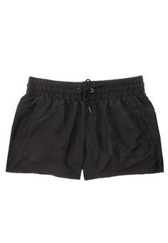 Short Woven Classic Preto R$49.90 #shorts #black #style #sports #gilrs