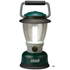 Coleman Rugged Battery Powered Lantern (Family Size)