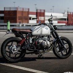 Café racer BMW