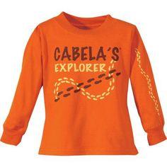 Cabela S Kids Boy Long Sleeve Shirt