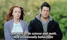 """Cassandra, played by Lindy Booth in """"The Librarians"""" 2014, tv series.  Season 1."""