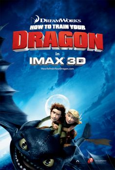 How To Train Your Dragon , starring Jay Baruchel, Gerard Butler, Christopher Mintz-Plasse, Craig Ferguson. A hapless young Viking who aspires to hunt dragons becomes the unlikely friend of a young dragon himself, and learns there may be more to the creatures than he assumed. #Animation #Adventure #Comedy #Drama #Family #Fantasy