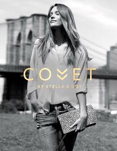 Covet by Stella and Dot is here! Order your new luxury piece today! Message me for details! www.stelladot.com/Angellesteele