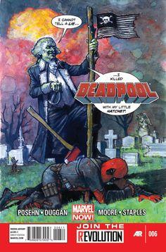 Review: Deadpool #6