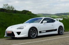 Gazoo Racing drums up twincharged 320-horsepower Toyota GT86