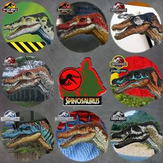 Jurassic Park 1993, Jurassic Park World, Dinosaur Drawing, Dinosaur Art, Arte Grunge, Dinosaur Posters, Jurassic World Dinosaurs, Falling Kingdoms, Spinosaurus